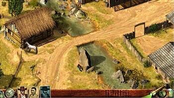 Screenshot5 - Desperados - Wanted Dead Or Alive