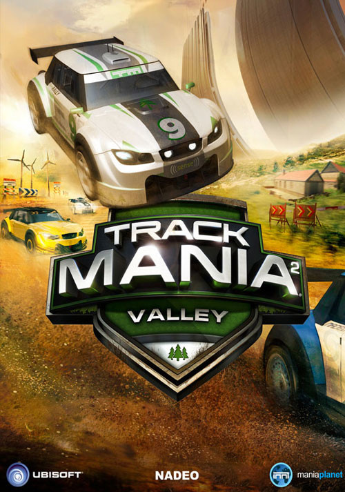 TrackMania² Valley - Cover / Packshot