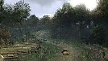 Screenshot3 - TrackMania² Valley