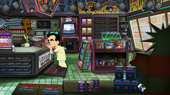 Screenshot1 - Leisure Suit Larry Reloaded