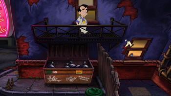 Screenshot2 - Leisure Suit Larry Reloaded