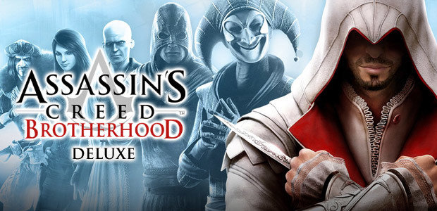 Assassin's Creed Brotherhood Deluxe Edition - Cover / Packshot