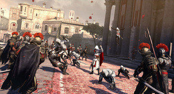 Screenshot1 - Assassin's Creed Brotherhood Deluxe Edition
