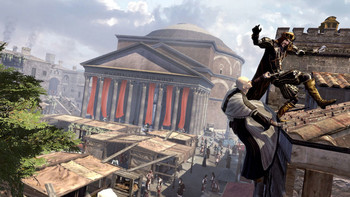 Screenshot3 - Assassin's Creed Brotherhood Deluxe Edition