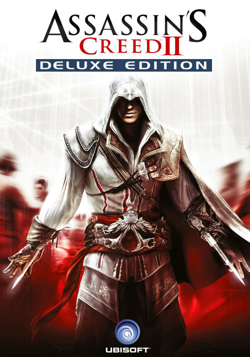 Assassin's Creed 2 - Deluxe Edition - Cover / Packshot