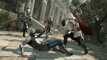 Screenshot1 - Assassin's Creed 2 - Deluxe Edition