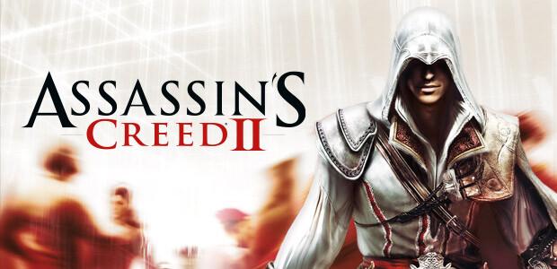 Assassin's Creed 2 - Cover / Packshot