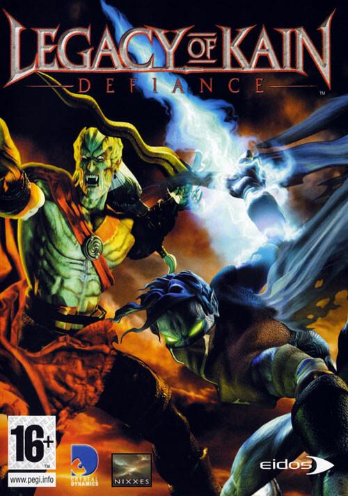 Legacy of Kain: Defiance - Packshot