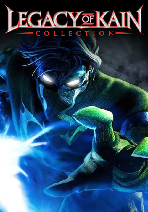 Legacy of Kain Collection - Cover