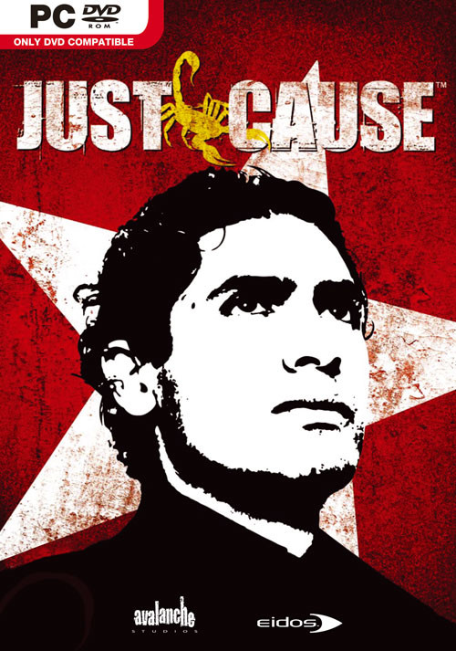 Just Cause - Cover / Packshot