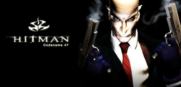 Hitman: Codename 47 - Cover / Packshot