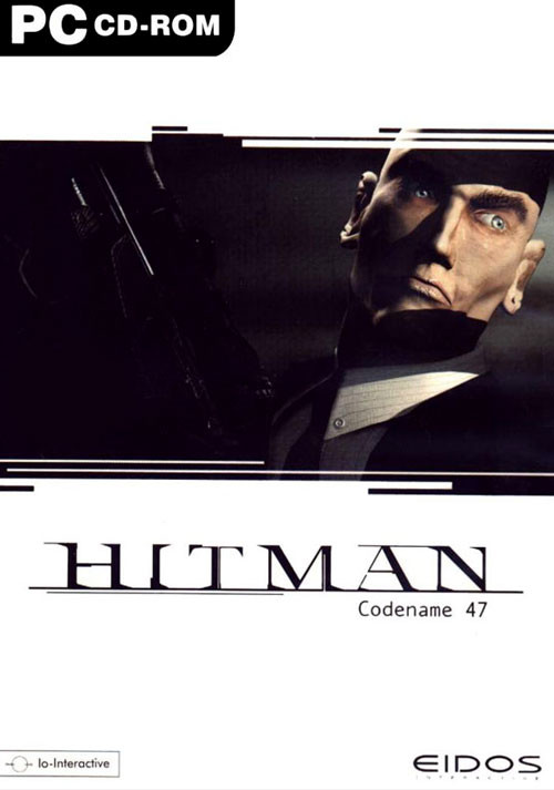 Hitman: Codename 47 - Cover