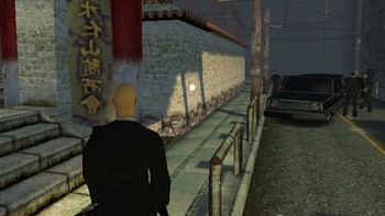 Screenshot1 - Hitman: Codename 47