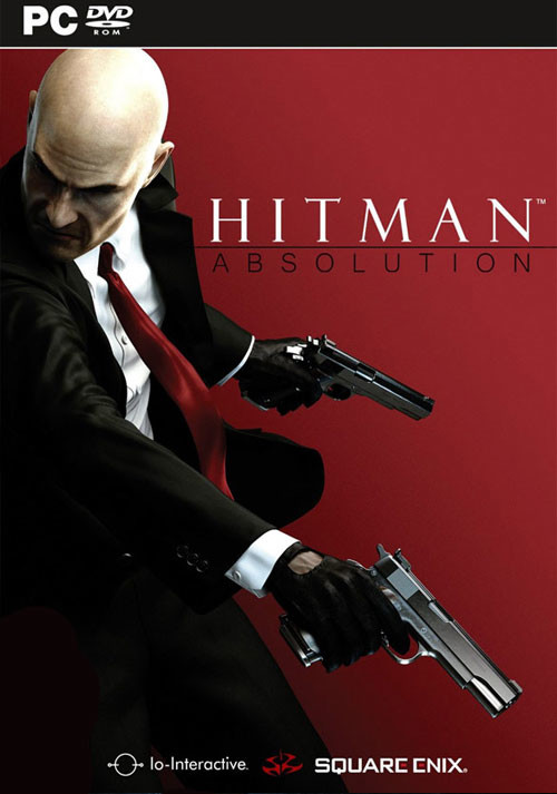 Hitman Absolution - Cover / Packshot