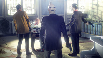 Screenshot4 - Hitman Absolution