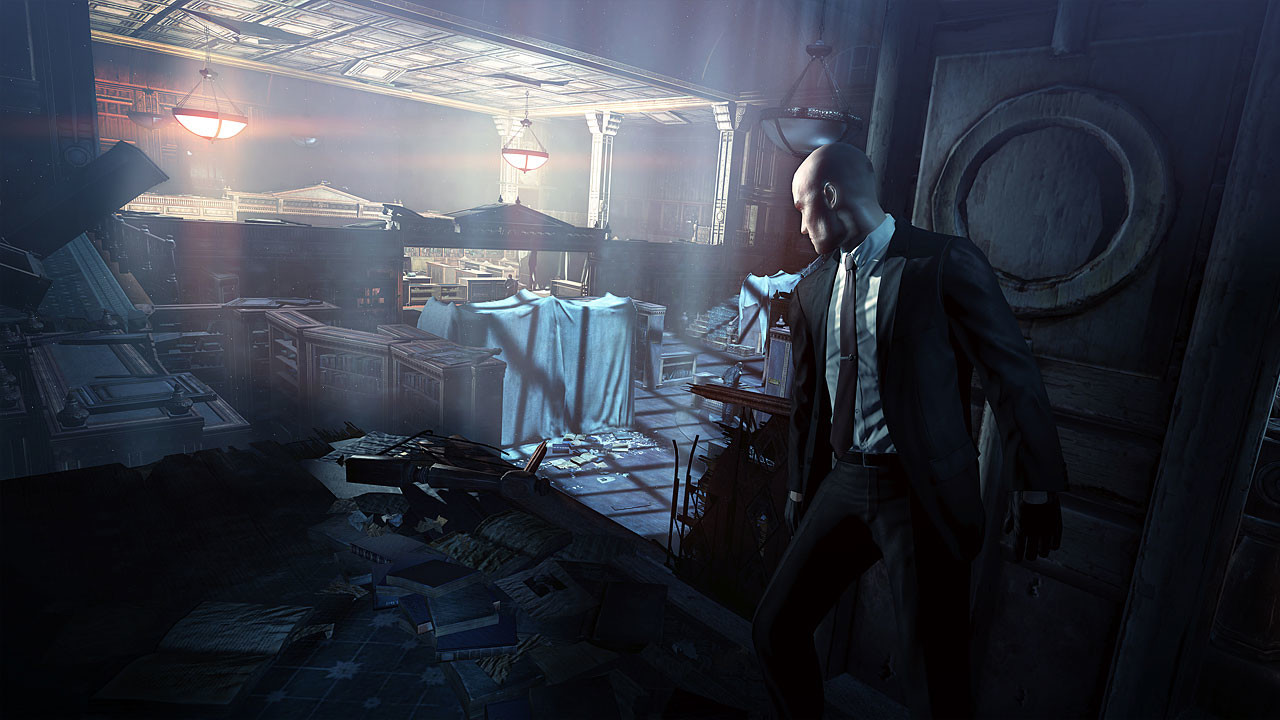 Hitman Absolution Elite Edition Steam Key For Pc Buy Now