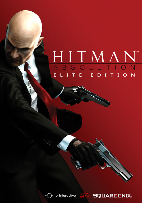 Hitman: Absolution Elite Edition - Cover