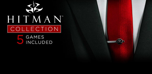 Hitman Collection - Cover / Packshot