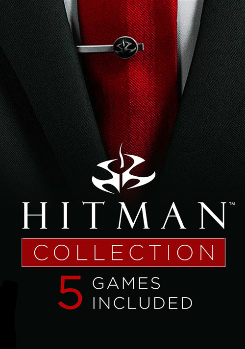 Hitman Collection - Cover