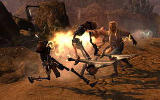 Screenshot1 - Dungeon Siege 3: Treasures of the Sun