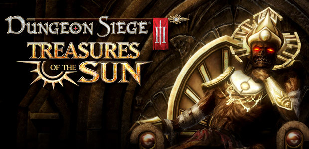 Dungeon Siege 3: Treasures of the Sun - Cover / Packshot