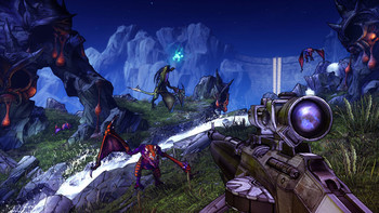 Screenshot1 - Borderlands 2 (Mac)