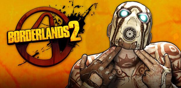 Borderlands 2 (Mac) - Cover / Packshot