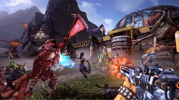 Screenshot1 - Borderlands 2 - Game of the Year Edition (Mac)