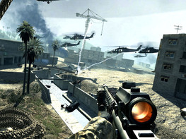 Screenshot1 - Call of Duty 4: Modern Warfare