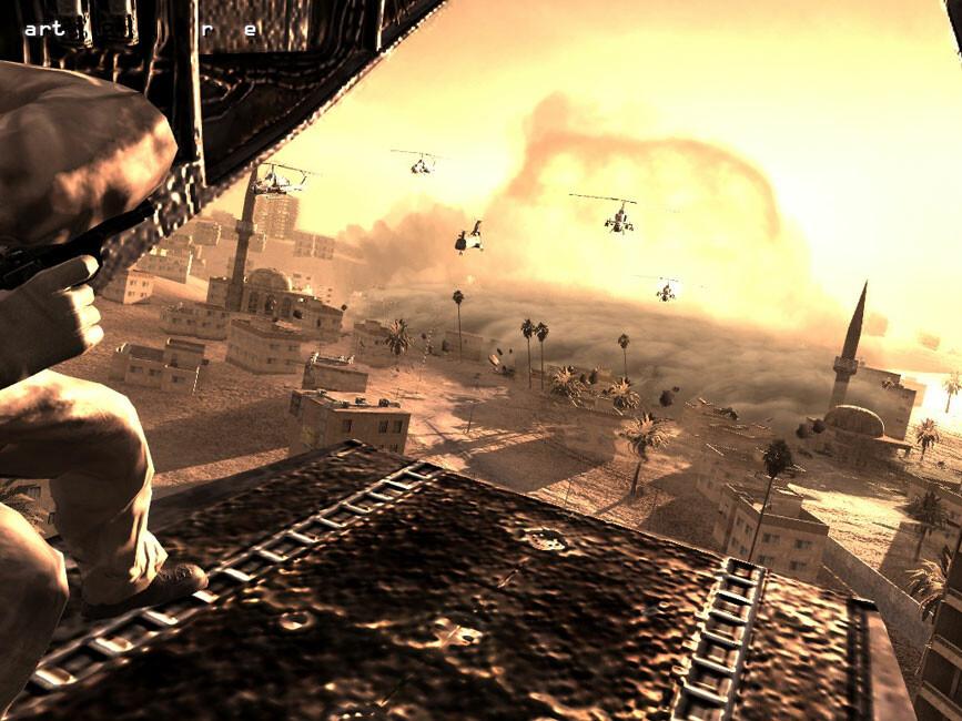 call of duty 4 modern warfare windows 10 64 bit
