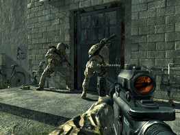 Screenshot2 - Call of Duty 4: Modern Warfare