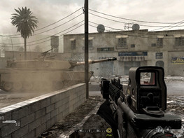 Screenshot4 - Call of Duty 4: Modern Warfare