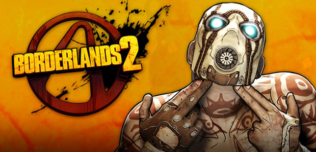 Borderlands 2 - Cover / Packshot