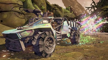 Screenshot4 - Borderlands 2: Commander Lilith & the Fight for Sanctuary