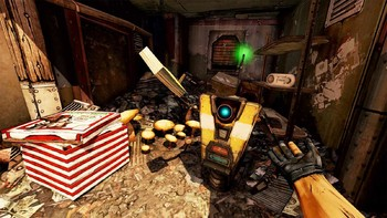 Screenshot1 - Borderlands 2 VR