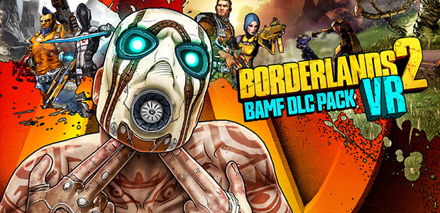 Borderlands 2 VR - Cover / Packshot