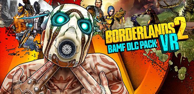 Borderlands 2 VR - Cover / Packshot