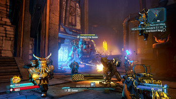 Screenshot1 - Borderlands 2: Tiny Tina's Assault on Dragon Keep DLC