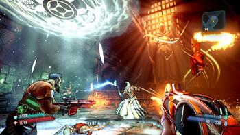 Screenshot2 - Borderlands 2: Tiny Tina's Assault on Dragon Keep DLC