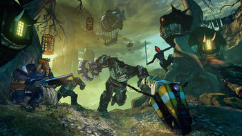 Screenshot3 - Borderlands 2: Tiny Tina's Assault on Dragon Keep DLC