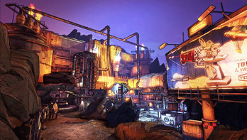 Screenshot1 - Borderlands 2: Mr. Torgue's Campaign of Carnage DLC