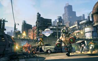 Screenshot5 - Borderlands 2: Mr. Torgue's Campaign of Carnage DLC