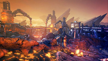 Screenshot3 - Borderlands 2: Mr. Torgue's Campaign of Carnage DLC