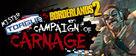 Borderlands 2: Mr. Torgue's Campaign of Carnage DLC