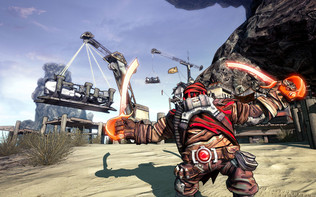 Screenshot2 - Borderlands 2: Captain Scarlett DLC