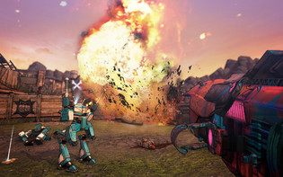 Screenshot1 - Borderlands 2: Mechromancer Pack DLC