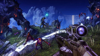 Screenshot3 - Borderlands 2: Mechromancer Pack DLC