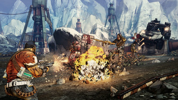 Screenshot4 - Borderlands 2: Mechromancer Pack DLC