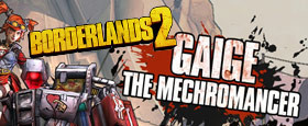 Borderlands 2: Mechromancer Pack DLC