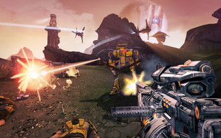 Screenshot2 - Borderlands 2: Mechromancer Pack DLC